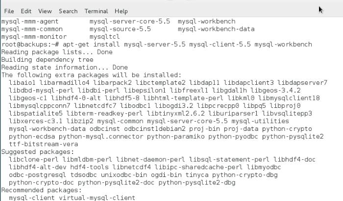 Instalando MySQL, Server, Cliente y Workbench al tiempo