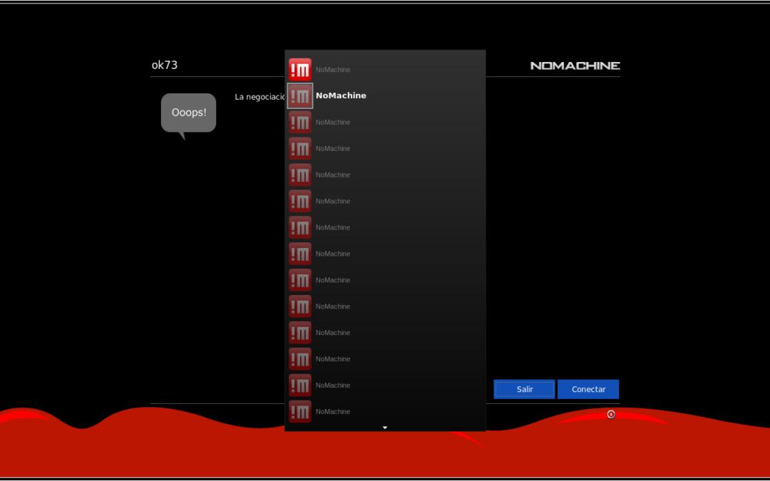 Stress Tests to NX – NoMachine Terminal Server